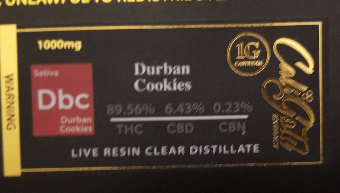 Vape Juices - Dirty Callahan Cookie Company